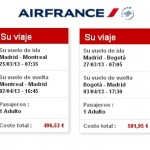 Couponcode Air France 35 €