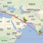 How flights to Asia with JetAirways?