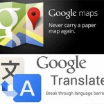 Translator and Google Maps offline now available for Android