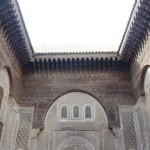 What to do in Fes? Visit the madrassas and mosques