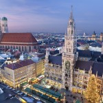 Getaway 3 nights to Munich from just € 184 round trip flights and hotel