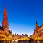 Trip to Bruges and Brussels from just € 242 including accommodation, flights and car hire