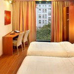 3 nights in Frankfurt from only 113 € including hotel and round trip flights