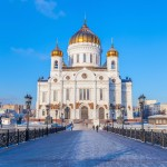 8 Moscow nights from only € 291 including round trip flights and hotel 4* (4/5 OF)