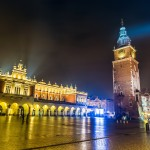 Krakow and Warsaw: 4 nights from only 166 € including roundtrip flights, hotels and rental car